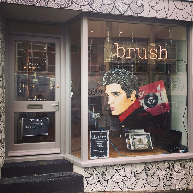 Brush Gallery & Hair Salon