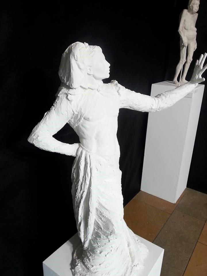 Bride (White plaster)