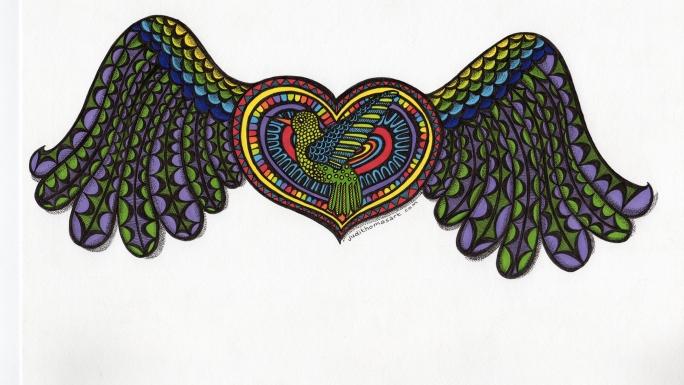 The Hummingbird Project Logo