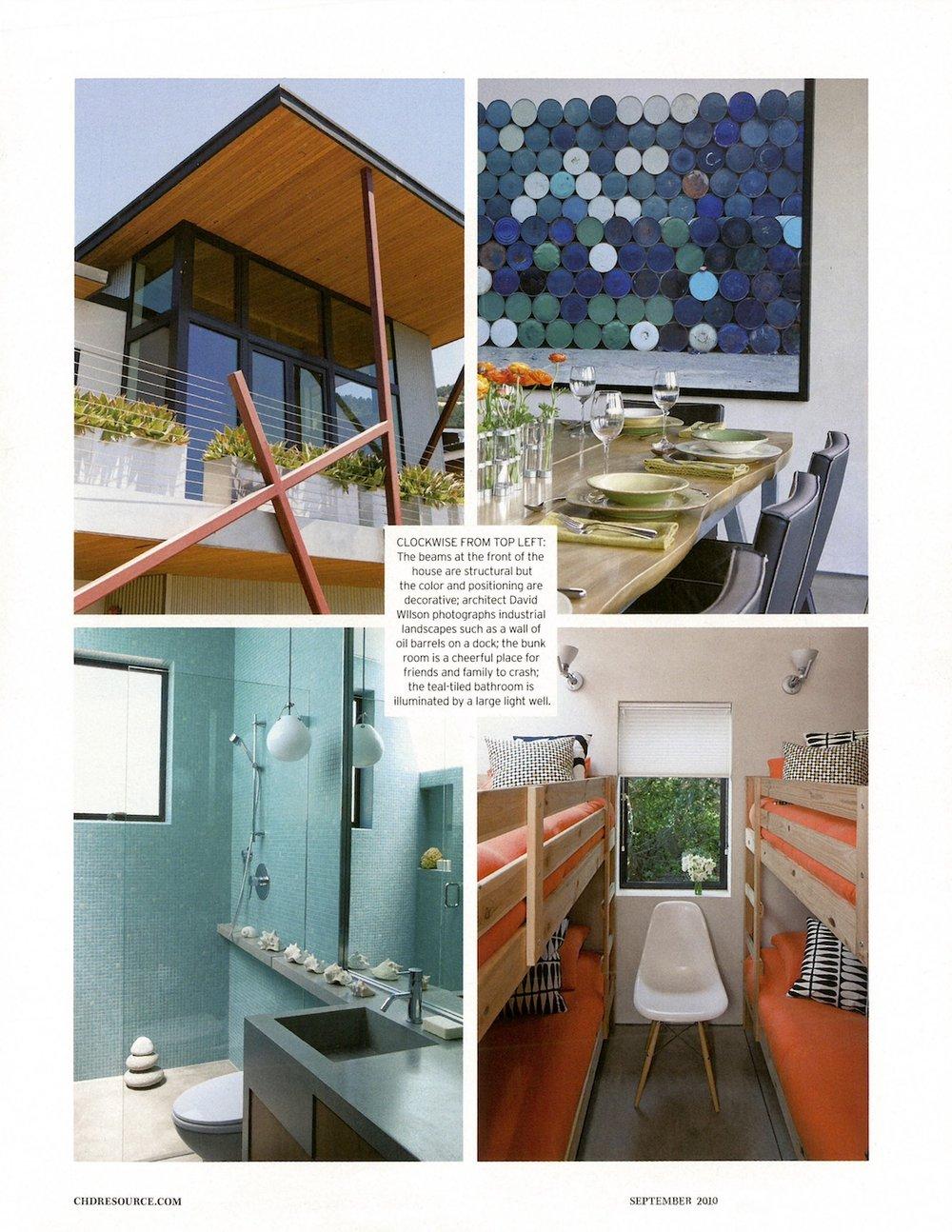 San Francisco Bay Area ArchitectsStinson Beach House - California ...