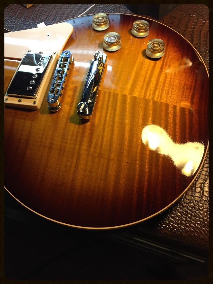 Gibson Les Paul Guitar Setup