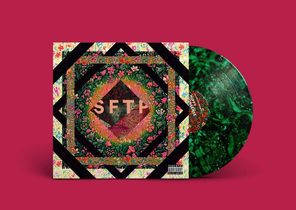 Hippy Nonsense Vinyl Record PSD MockUp.png
