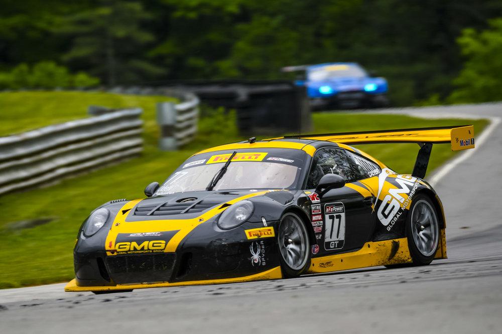 Photo courtesy of Porsche Cars North America