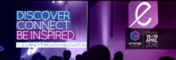 Evento de tecnolgia eMerge Americas em Miami