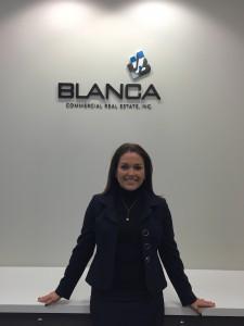 Luciana Carvalho, Vice Presidente Senior, Blanca Commercial Real Estate