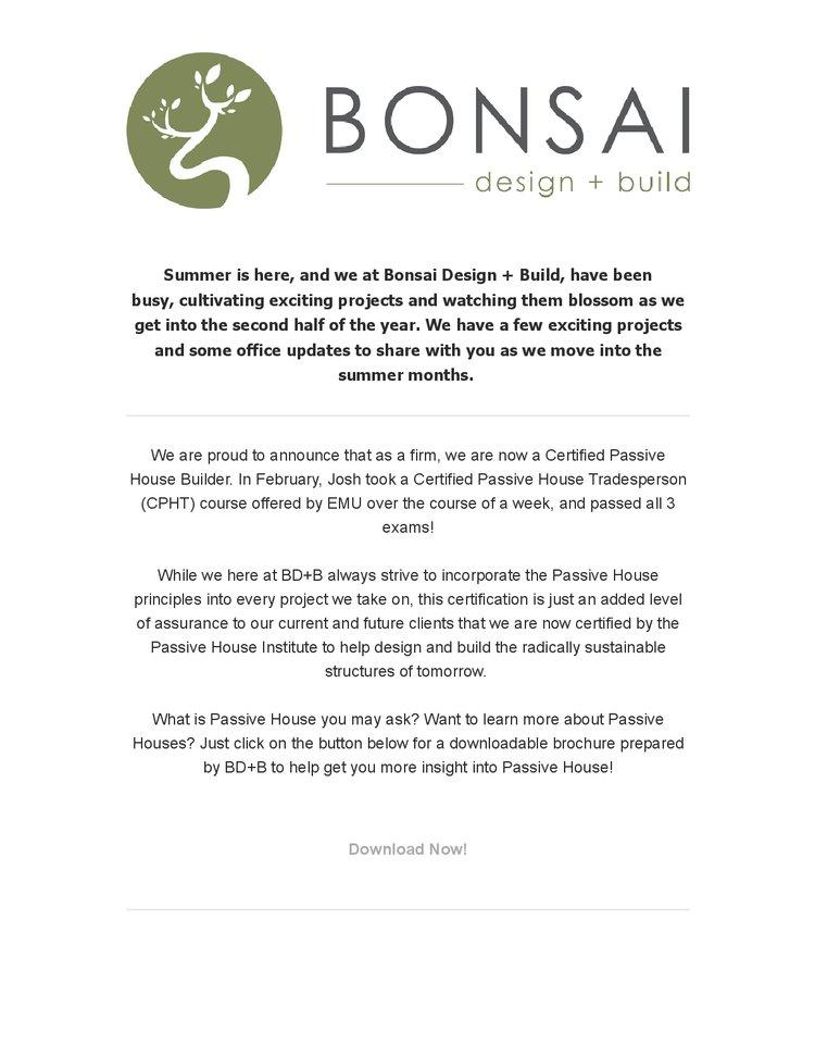 News Bonsai Db