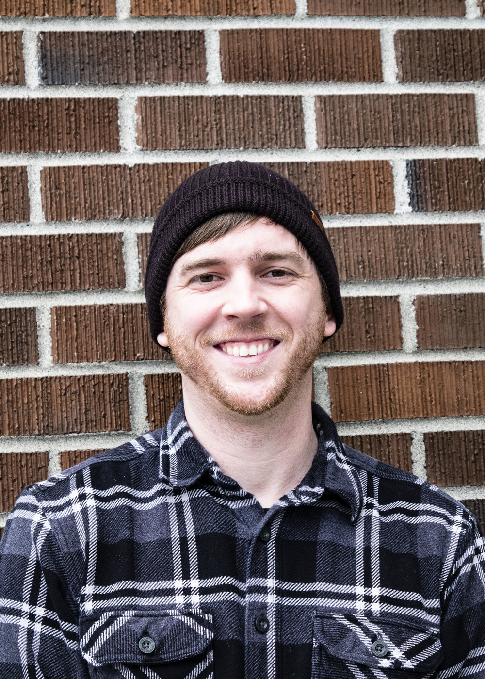 Kellan Peterson - Lead Pastor