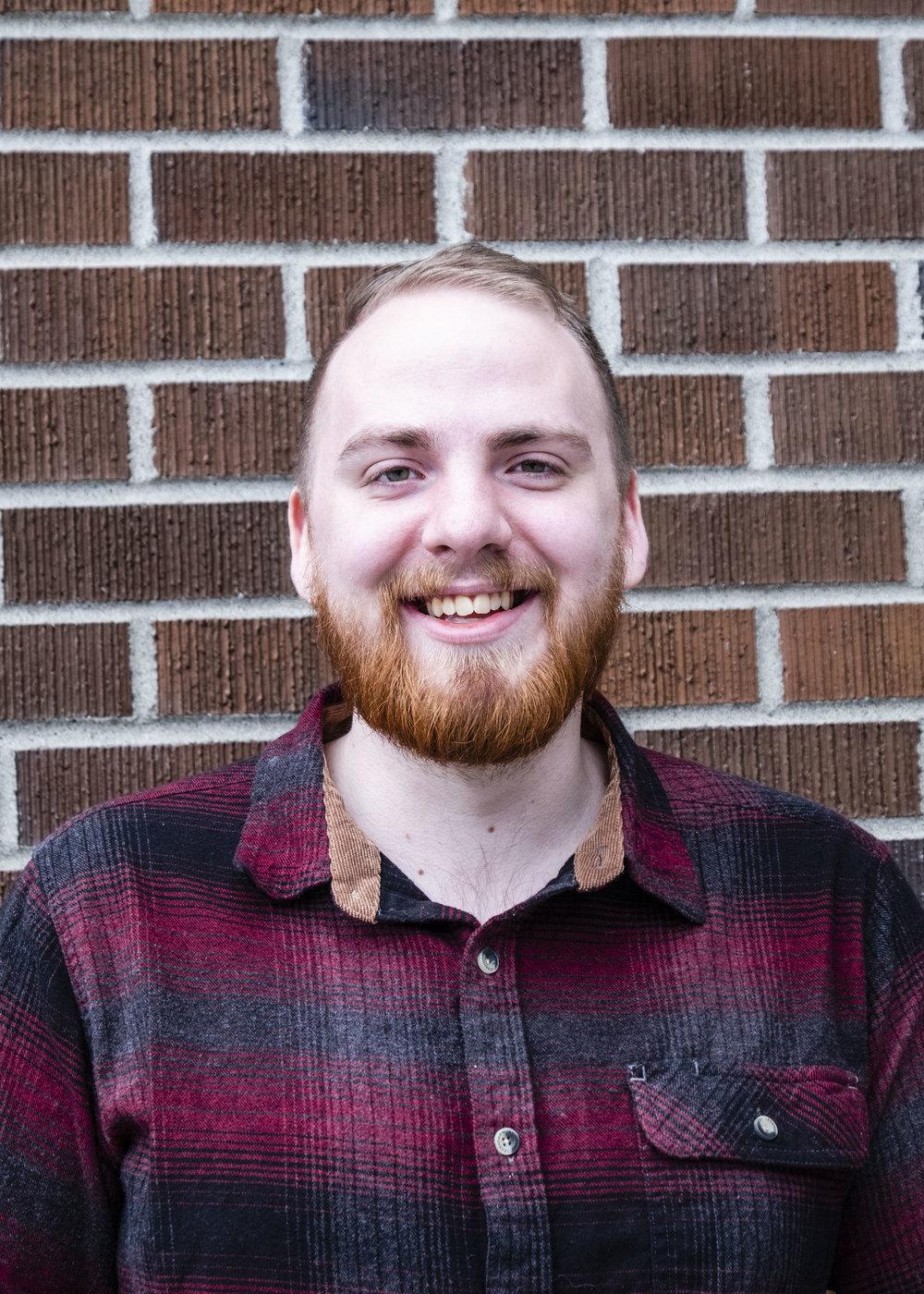 Nathan Stumpf - Worship Pastor