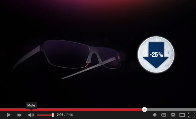 Crizal Prevencia Anti- Glare Coating Video