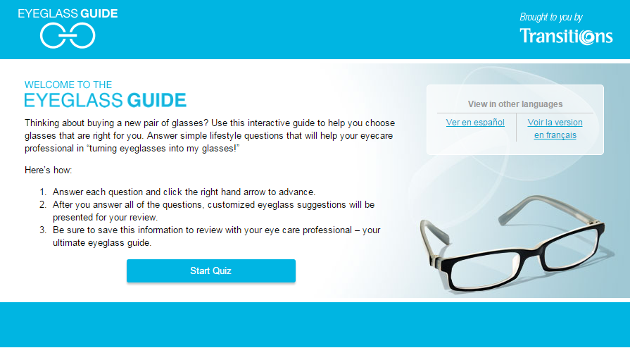 Learn what glasses are right for you