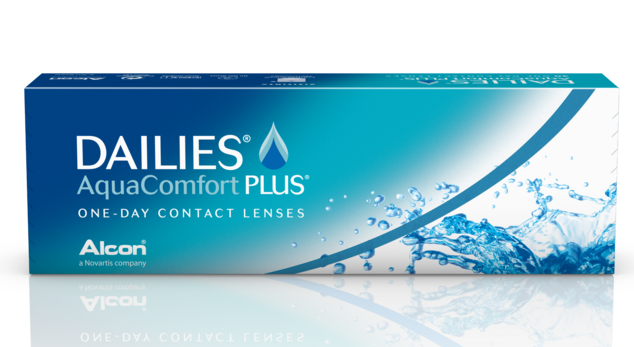 New Daily Contact Lenses