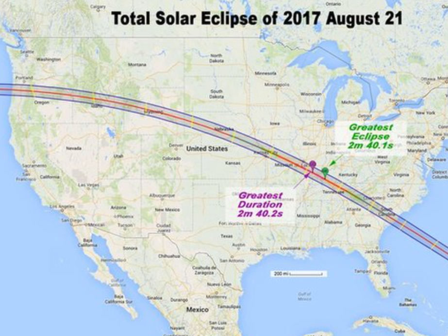 Midtown Optometry Viewing the Solar Eclipse Aug 21