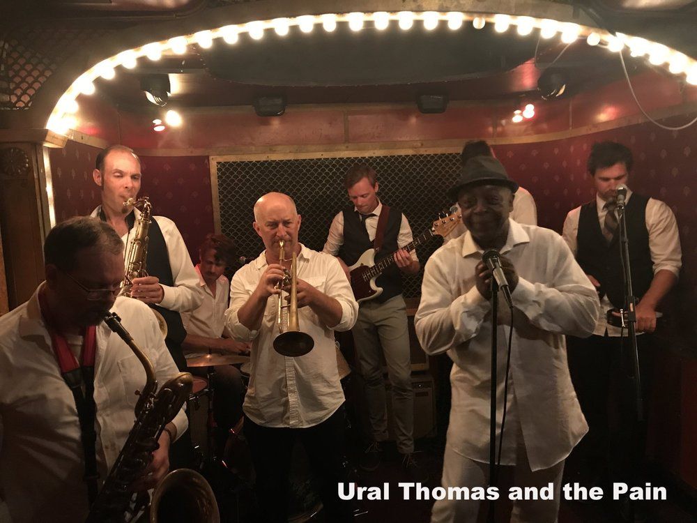 Ural Thomas and the Pain