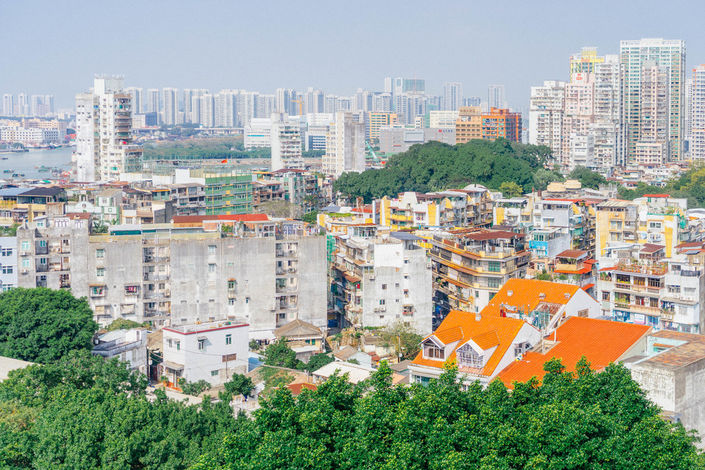 Macau Skyline (1/3)