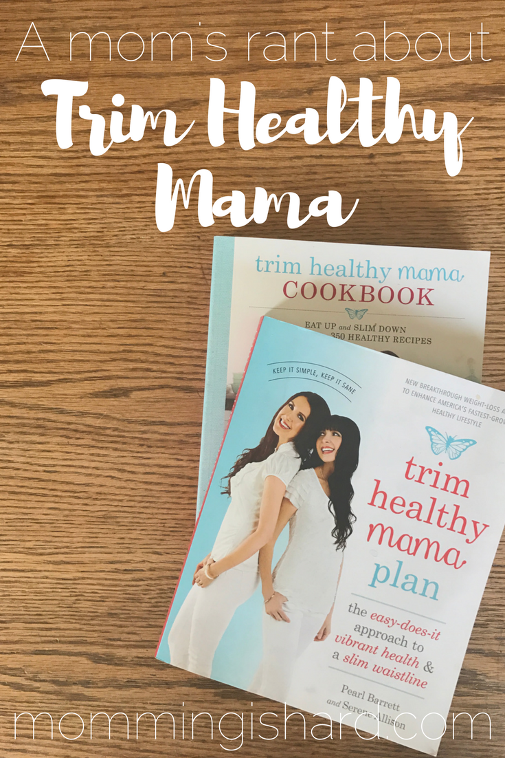 A mom's rant about the Trim Healthy Mama Diet. Read before you try it. | momming is hard
