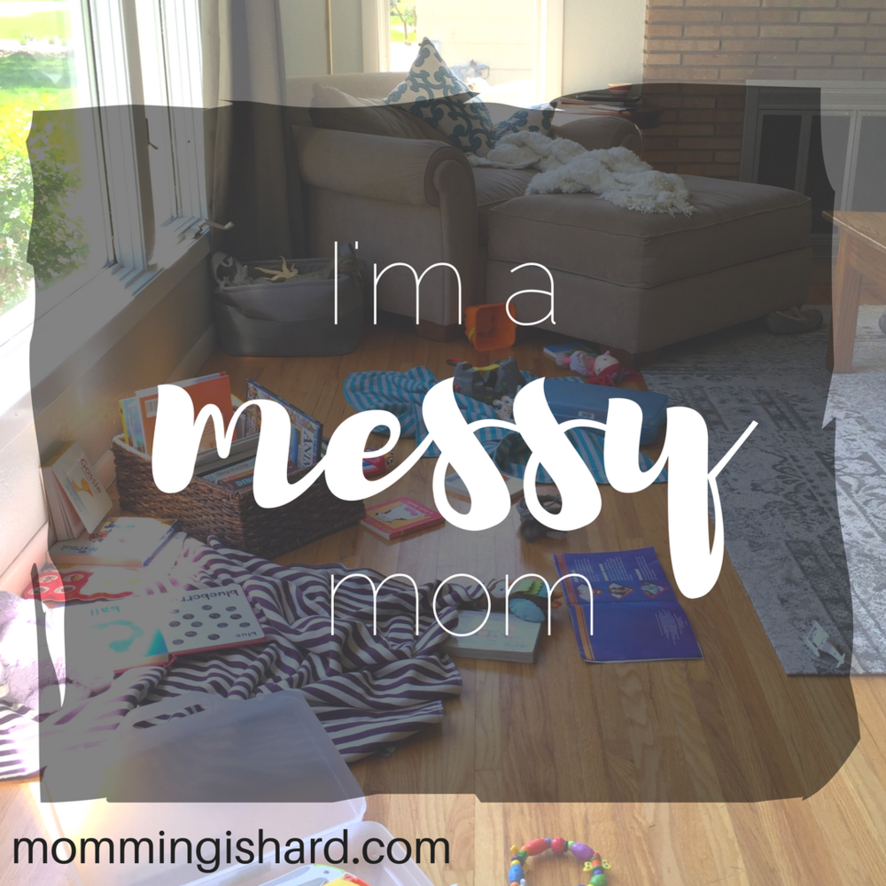 For all the moms who have messy homes don't get a tiny orgasm when your container store catalog arrives in the mail...it's okay. | momming is hard