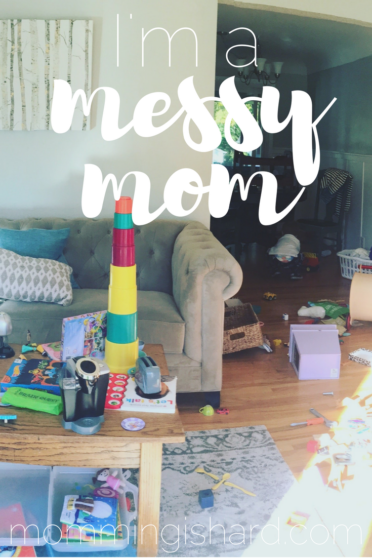 If you are a mom who has toys on your floor, dishes in your sink and you don't have a tiny orgasm when your Container Store Catalog arrives in the mail, this is for you. | momming is hard
