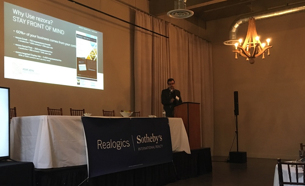 Scott Gustlin, VP of Operations for Rezora, Discusses Staying Ahead of the Client and Email Marketing