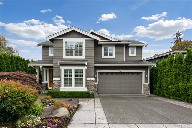 Our client bought this home to upscale in order to be closer and accommodate extended family!