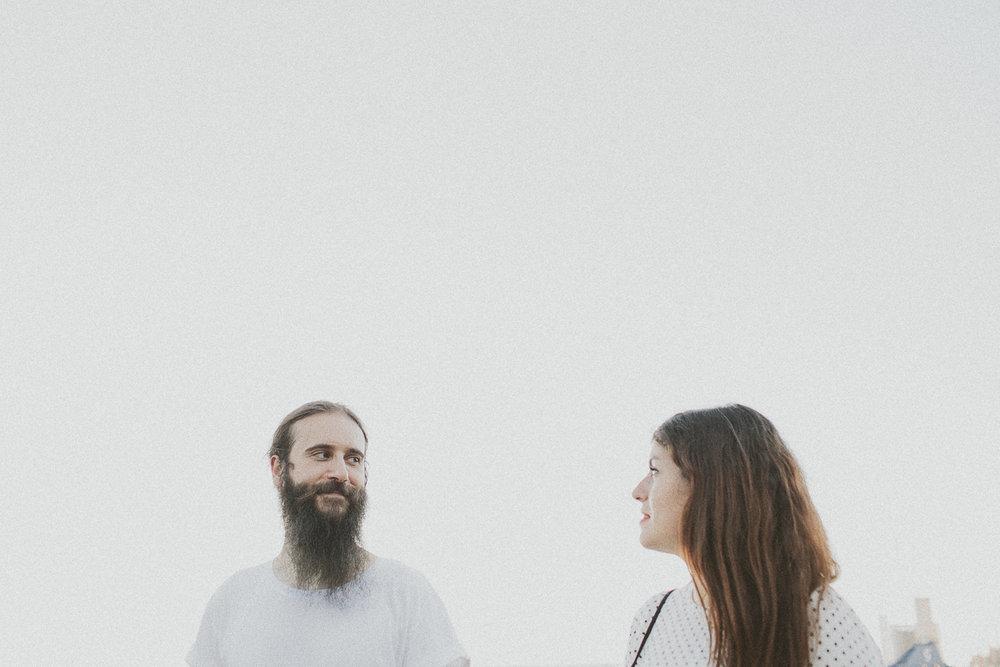 Barcelona couple shoot