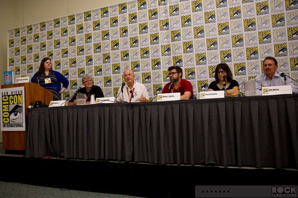 WAR-TIME AT COMIC CON   The Huffington Post (August 2014)
