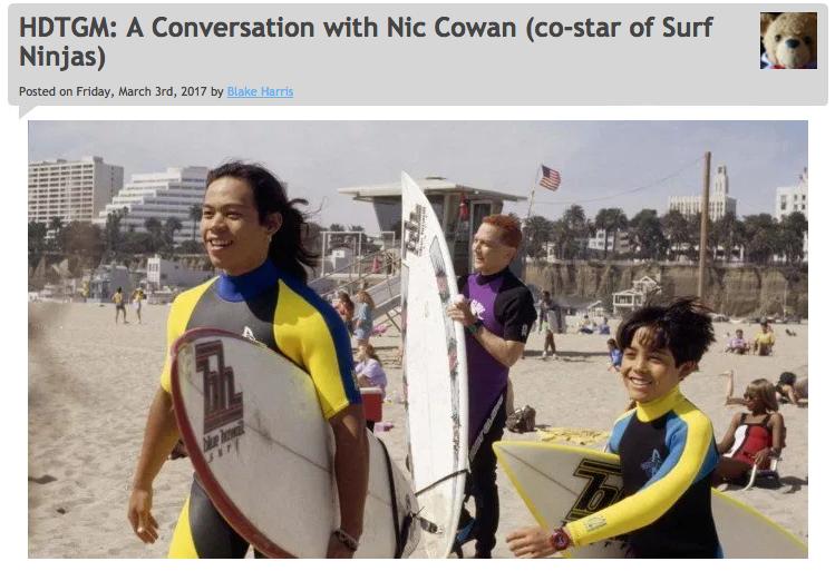 3/3/17: SURF NINJAS