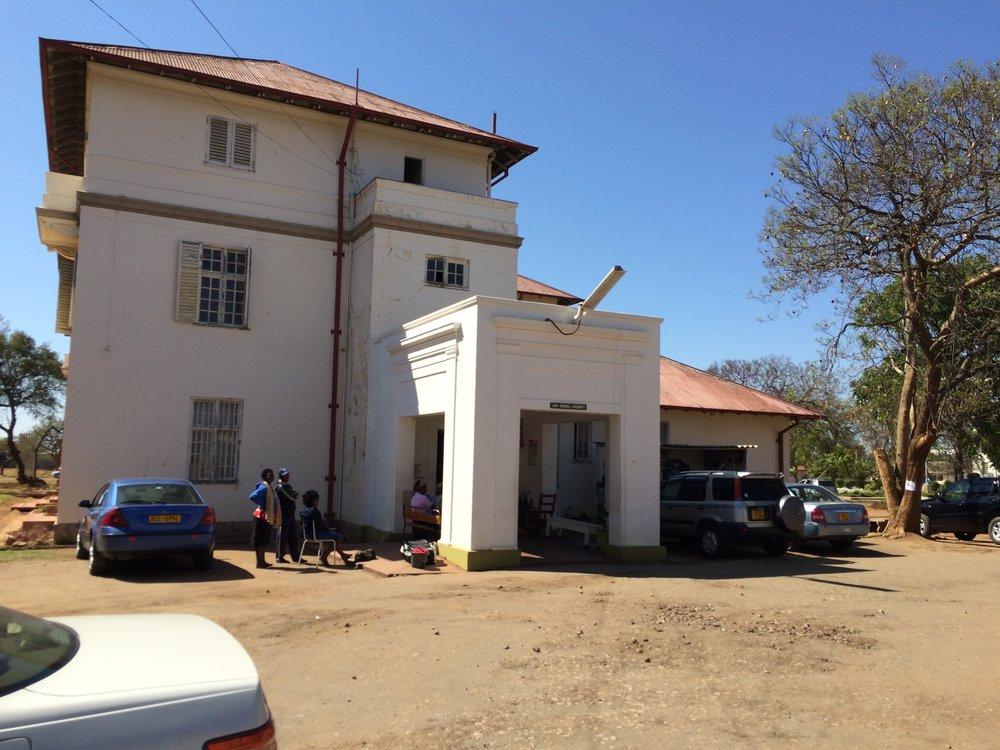 Lady Rodwell Maternity Hospital, United Bulawayo Hospitals