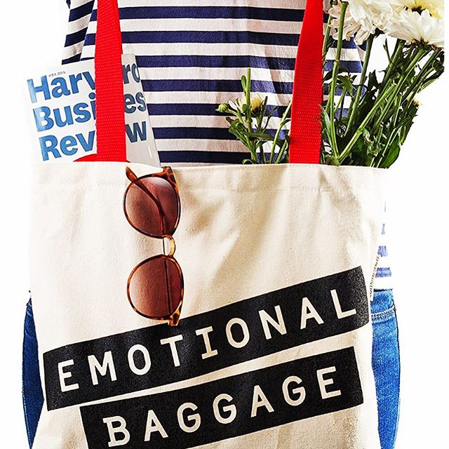 Emotional Baggage Tote -