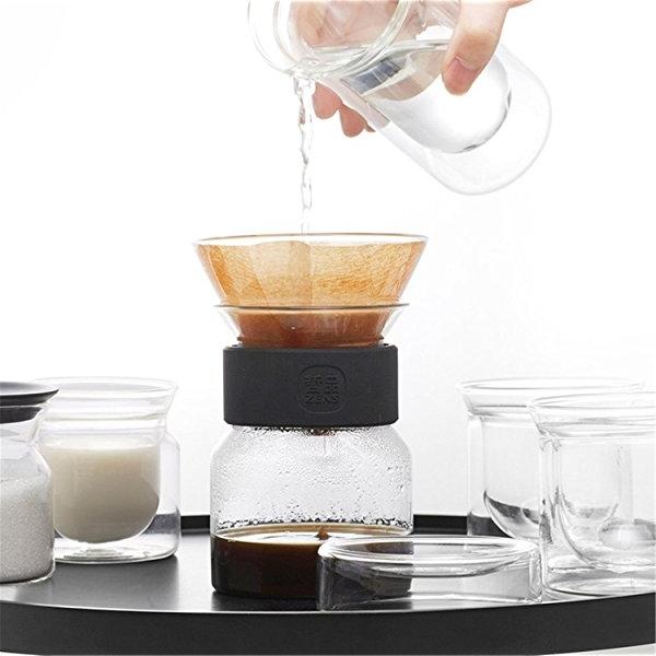Glass Drip Coffee Maker -