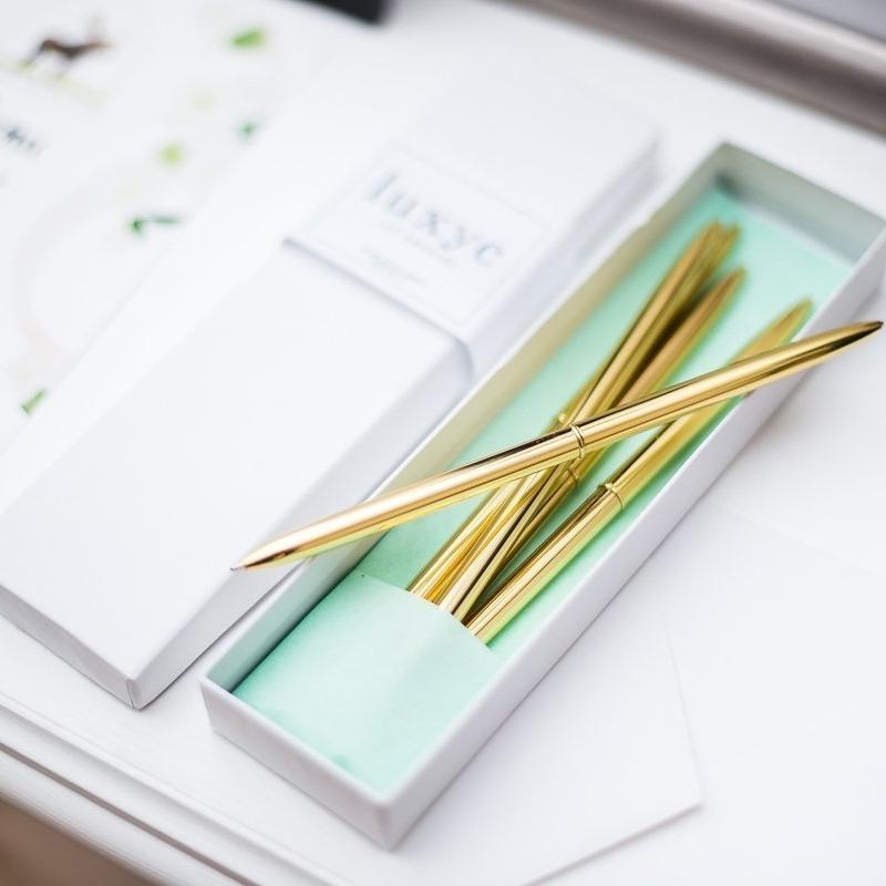 Gold Pens -