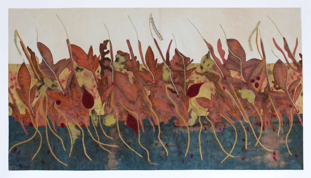 An Autumn Corps de Ballet