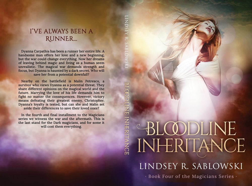 Bloodline Inheritance Bookjacket