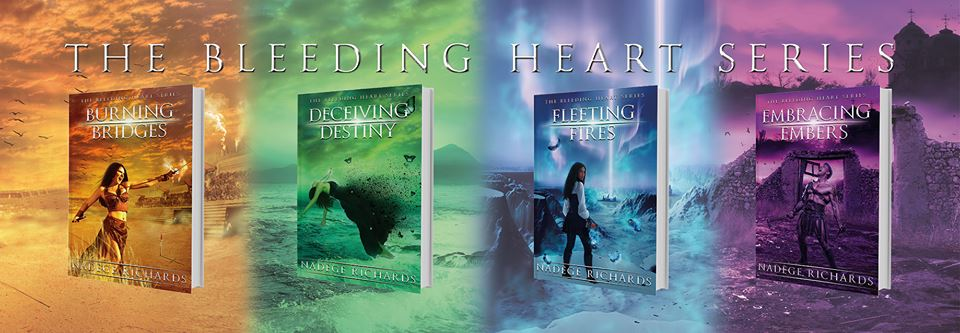 the bleeding heart series