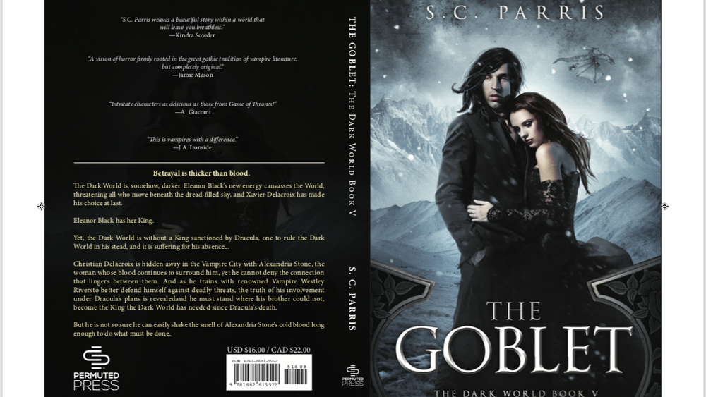 the goblet full wrap