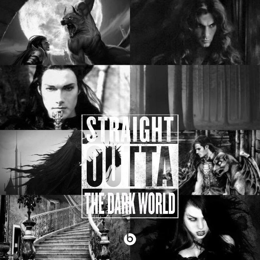 the dark world series