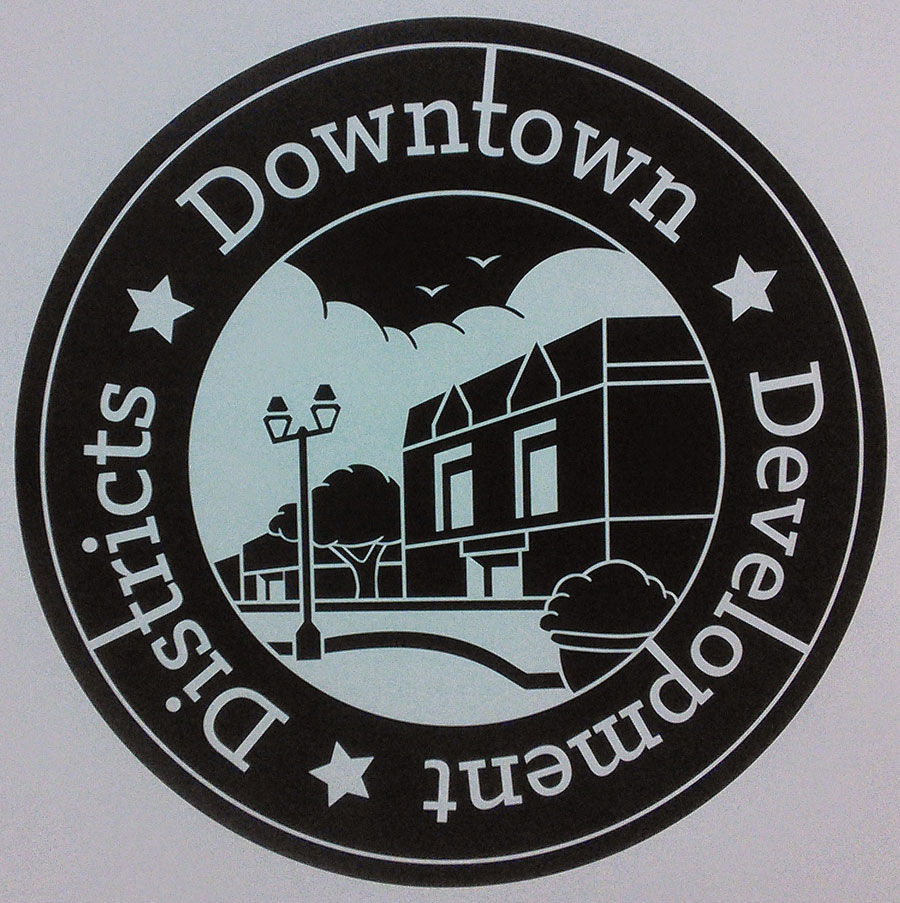Downtown Development District logo