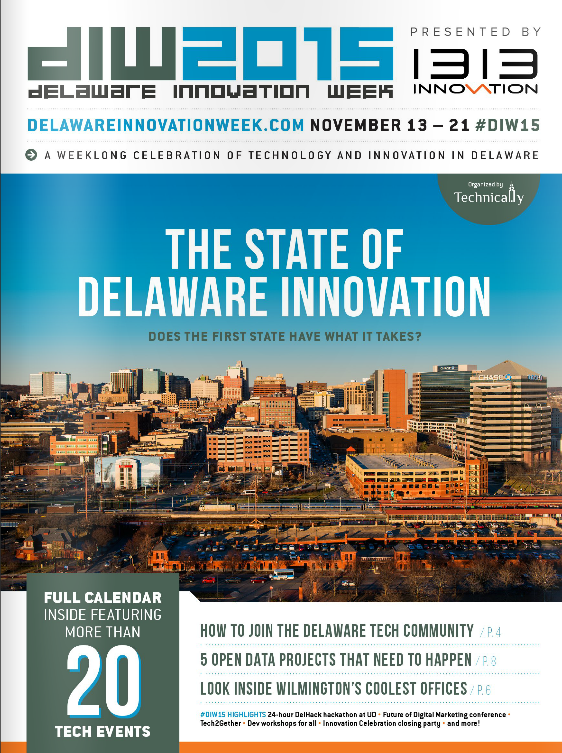 Tech Week magazine