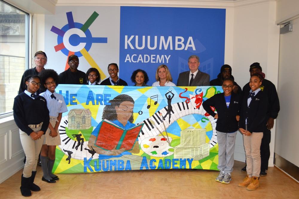 Kumba Academy with Marty and Sally Maldonado, M. Ed Head of School
