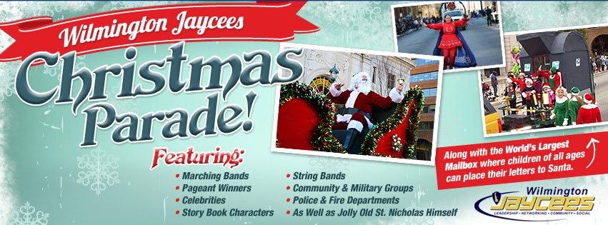 Jaycees Christmas Parade