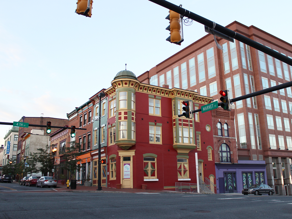 Downtown Wilmington • 4th & Market
