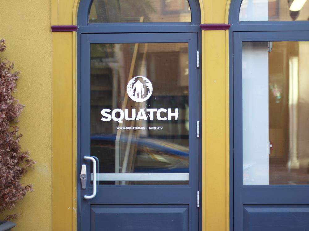 Downtown Wilmington • Squatch