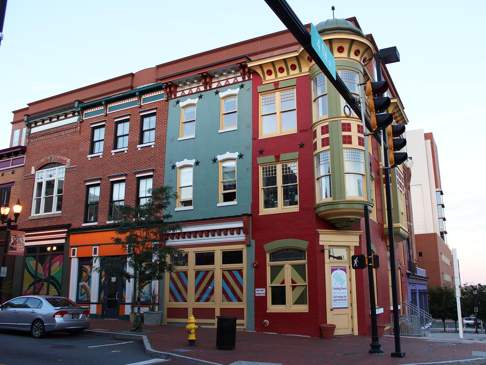 Downtown Wilmington • Market Street