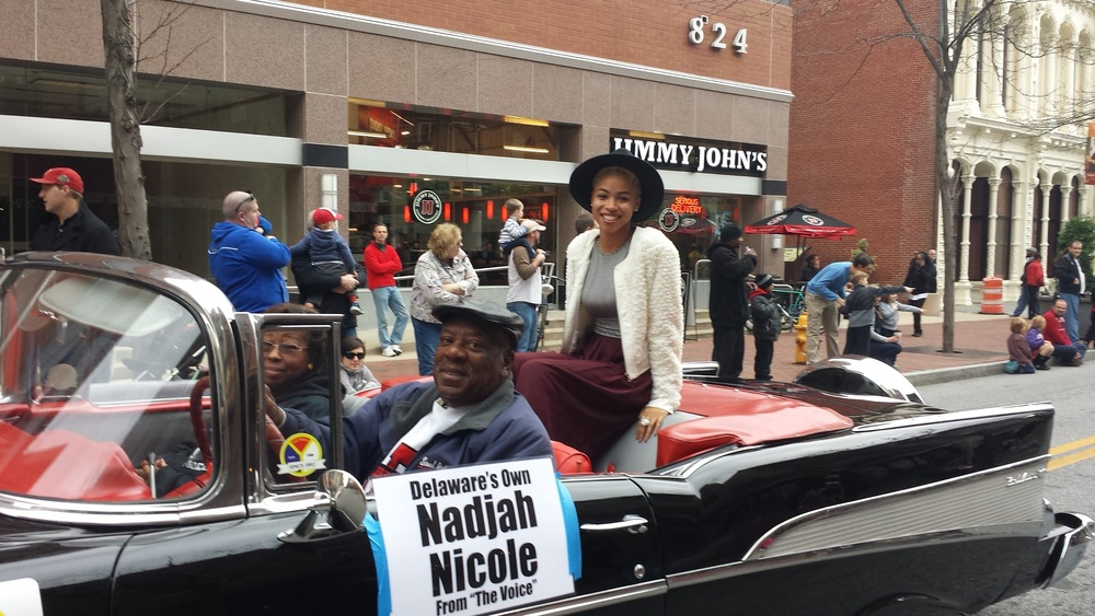 parade Nov 28, 2015 Nadjah Nicole