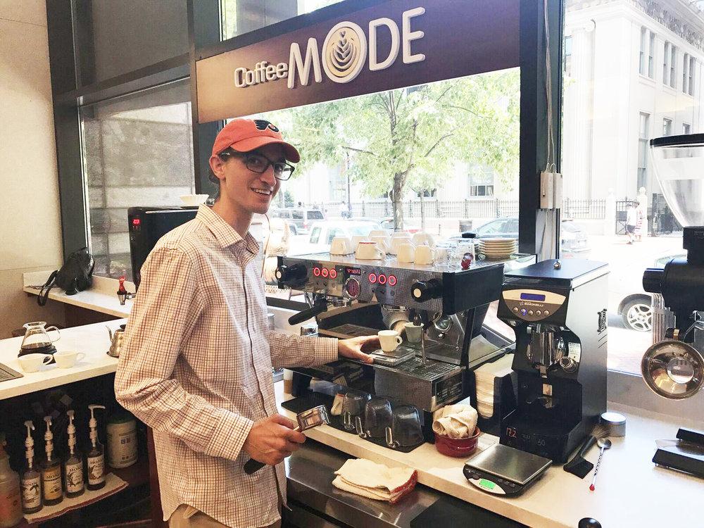 coffee mode