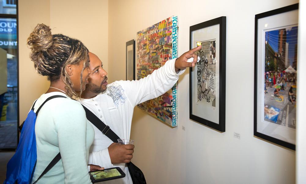 Downtown Wilmington Art Galleries