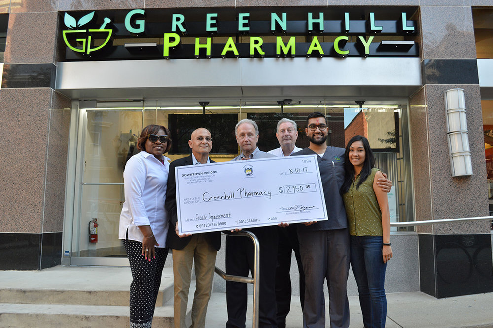 Greenhill Pharmacy, 824 N. Market Street