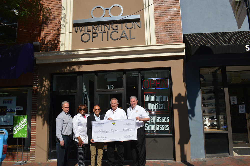 Wilmington Optical, 719 N. Market Street