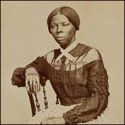 Photo of Harriet Tubman courtesy Library of Congress