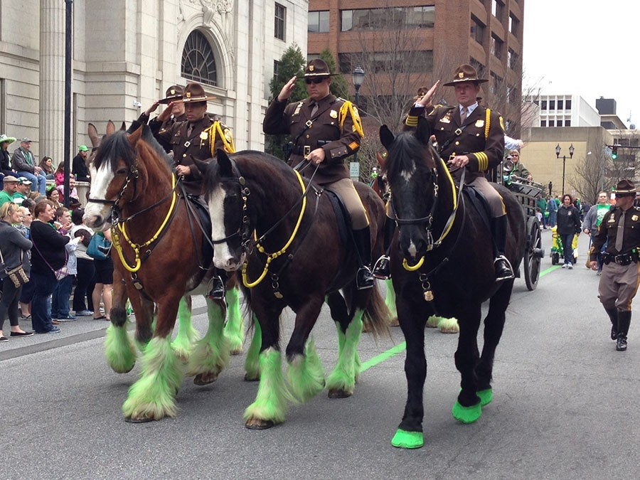st patricks day wilmington de