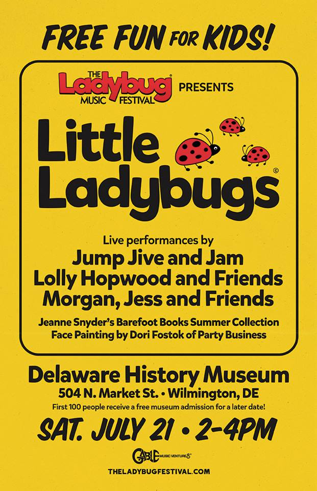 little ladybugs